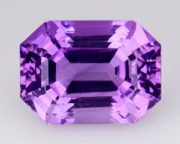 10.63 Ct Amethyst Excellent Cut Top Quality Gemstone. AM05