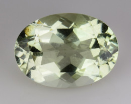 6.14 Ct Natural Prasiolite Top Quality Gemstone  PR07