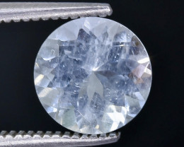 Crt  1.70 aquamarine  Faceted Gemstone (Rk-30