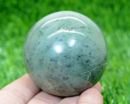 1333 Cts Beautiful Bone Nephrite Healling Sphere From Pakistan