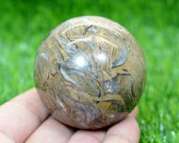 1250 CTs Beautiful Healing Sphere  Mix Jasper From Pakistan