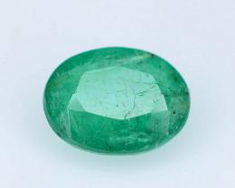 1.25 ct Natural Zambian Emerald