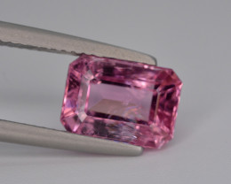 BABY-PINK COLOUR SPINEL GEMSTONE FROM TAJIKISTAN