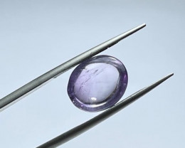 4.80Cts Lovely Natural color Amethyst Cabochons jewellery 4.80Cts -Africa