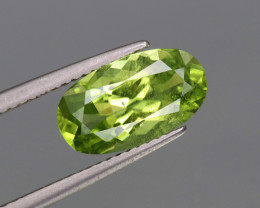 ~NR~  2.85 CT Peridot Attractive Faceted Gem