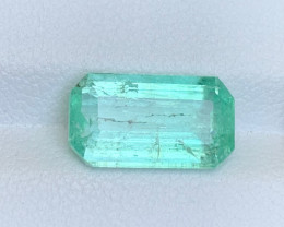 2.92 Carats Natural Panjshir Emerald