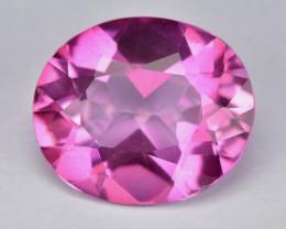 Pink Topaz 9.03 Cts Fancy Color Natural Loose Gemstone