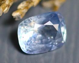 Unheated Sapphire 1.04Ct Natural Blue Sapphire D2820/B20