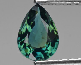Burma Sapphire 0.75 Cts Unheated Natural Teal Color Gemstone