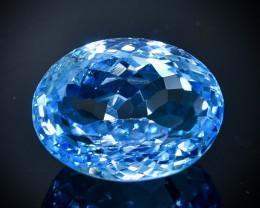 Crt 15.19 topaz  Natural  Faceted Gemstone.( AB 35)