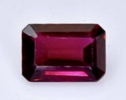 Crt 1.23 garnet Natural  Faceted Gemstone.( AB 35)