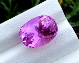 NR 10.0 cts Natural Pink Kunzite Gemstone