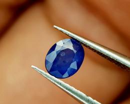 0.45Crt Blue Sapphire Heat be Natural Gemstones JI83