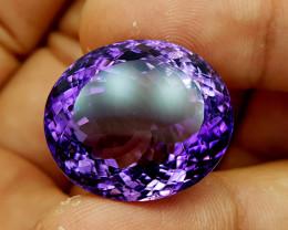 51.95Crt Amethyst Natural Gemstones JI83