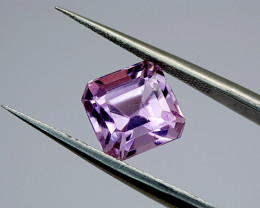 4.25Crt Pink Kunzite Natural Gemstones JI83