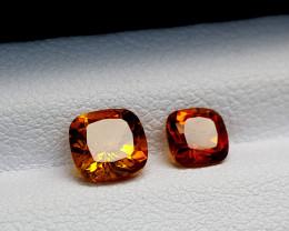 1.31Crt Madeira Citrine Natural Gemstones JI83