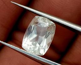 2.85Crt White Moonstone Natural Gemstones JI83