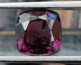 Spinel, 1.01ct, superb gem from the island in the south!