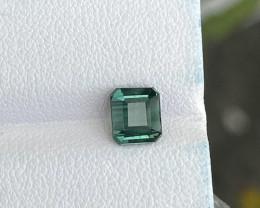 Natural Beautiful Blue Green Tourmaline 1.47 CTs Gem