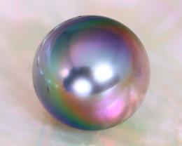 Tahitian Pearl 11.0mm Natural Tahitian Black Salt Water Pearl C2519