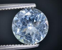 Crt  1.40 aquamarine   Faceted Gemstone (Rk-31