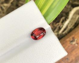 *NR*1.20(ct)Malawi Garnet Master Cut Nice Color Faceted Gemstone