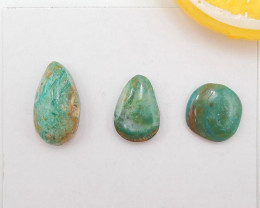 D2792 - 18cts Blue Opal Cabochon, October Birthstone, Blue Opal Bead
