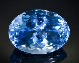Crt  16.66 topaz  Natural  Faceted Gemstone.( AB 36)