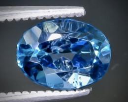 Crt 1.46  topaz  Natural  Faceted Gemstone.( AB 36)