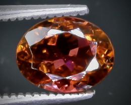 Crt 1.50 tourmaline  Natural  Faceted Gemstone.( AB 36)
