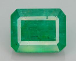 Top Color & Clarity 5.55 ct Emerald~Zambia