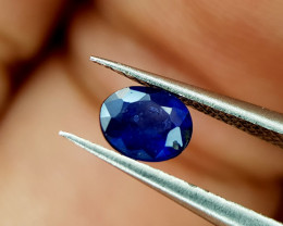 0.45Crt Blue Sapphire Heat be Natural Gemstones JI84