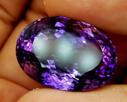 53.85Crt Amethyst Natural Gemstones JI84