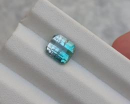 ~NR~HGTL Certified 2.29 Carats Natural Bi Colour Tourmaline Gemstone From A
