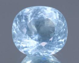 Natural Aquamarine 5.95 Cts Good Quality Gemstone