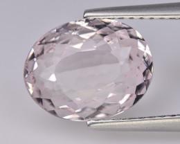 Morganite 2.18 Cts  Pink Quantum Cut BGC917   From Brazil