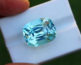 22.50 CTs Natural & Unheated~ Blue Aquamarine Gemstone