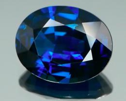 *$NR* 2.63Ct NO HEAT Intense Blue Sapphire Certified