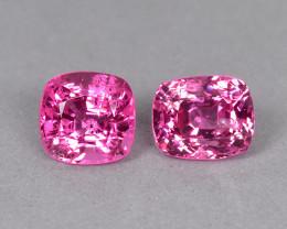 1.59 Cts Elegant Beautiful Colour Natural Hot Pink Burmese Spinel