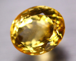16.08Ct Natural Yellow Citrine Oval Cut Lot LZ146