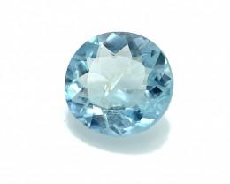 Natural Top Blue Color Aquamarine Gemstone