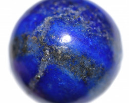 56.24 CTS  LAPIS LAZULI SPHERE POLISHED -HAND PICKED  [STS2325]
