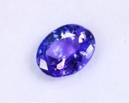 1.19cts Natural Tanzanite Gemstone / ZSKL1798