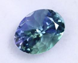 1.26cts Natural Tanzanite Gemstone / JKL1810