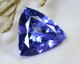 Tanzanite 1.74Ct Natural VVS Purplish Blue Tanzanite E0111/A45