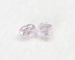 Pink Diamond 0.20Ct Natural Untreated Genuine Pink Diamond BA113