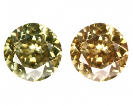 0.29 Cts Untreated Color Changing Demantoid Garnet Gemstone