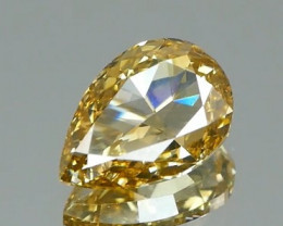 *Starts $15NR* Natural Fancy Color Diamond 0.52Ct.