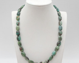 D2831 - 172cts Natural Turquoise Gemstone Loose Beads, Turquoise Bead Neckl