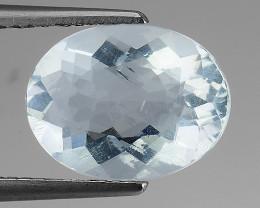 4.25 Ct Brazilian Fluorite Top Class Clarity Gemstone F3